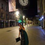 Rue de la liberté in Dijon
