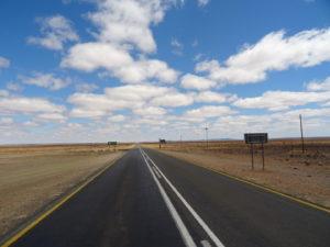 Wüste in Namibia