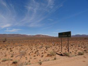 Wüstenlandschaft, Namibia