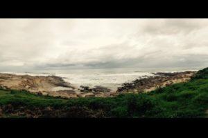 Das erste Mal am Indischen Ozean
