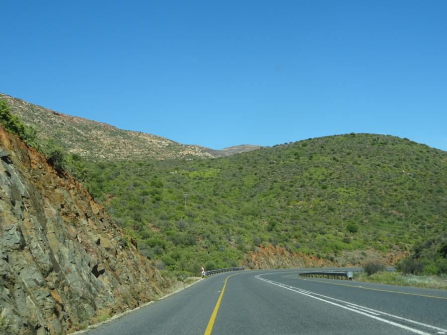 Natur im Western Cape