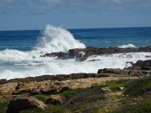 Gewaltige Wellen