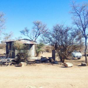 Alte Kalköfen Lodge in Namibia