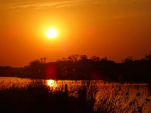 Kavango River, Namibia