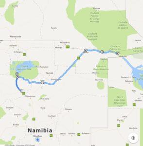 Weiter geht die Namibia-Tour