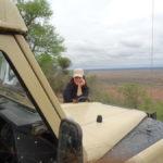 Kathi & der Jeep