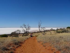 Salzsee, Australien