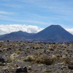 Vulkanlandschaft im Tongariro NP