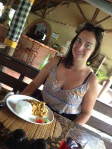 Nasi goreng in Amed