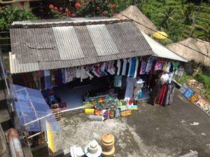 Typischer Laden in Bali