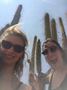 Kathi, Agi & der Kaktus