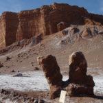 Valle de la luna, San Pedro de la Atacama in Chile