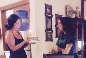Katjas 24. Geburtstag vor 2 Wochen