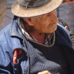 Alter Bolivianer
