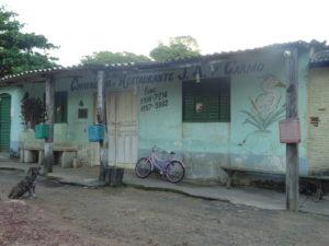 Haus in Bolivien