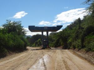Bolivianische Strassen und Maut :)
