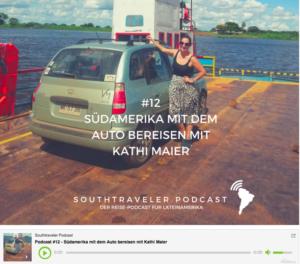 Podcast von Kathi - Reisen trotz Handicap