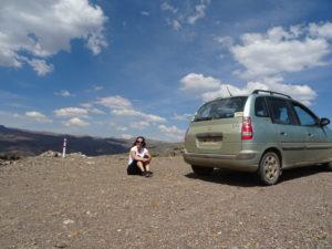 Sams und Kathi in Bolivien