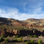Landschaft in Bolivien