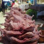 Der (un)hygienische Verkauf von Fleisch in Bolivien