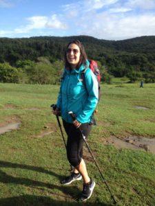 Wanderstöcke von meiner besten Freundin; Südafrika