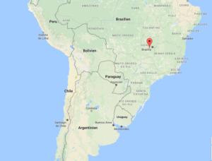 Abadiania nahe Brasilia, Brasilien