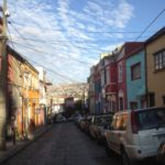 Valparaisos Straßen