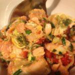 Hausgemachtes Ceviche (div. Meeresfrüchte)