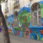 Straßenkunst in Valpo
