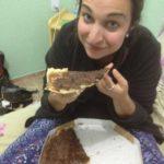 Schokopizza, mega geil