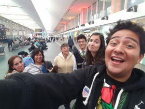 Bye bye mexikanische Familie