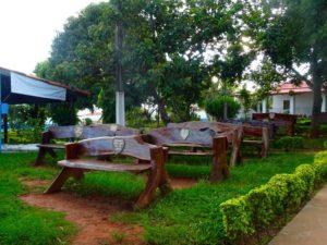 Garten der Casa