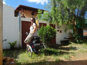 Freiheit durch Dreirad